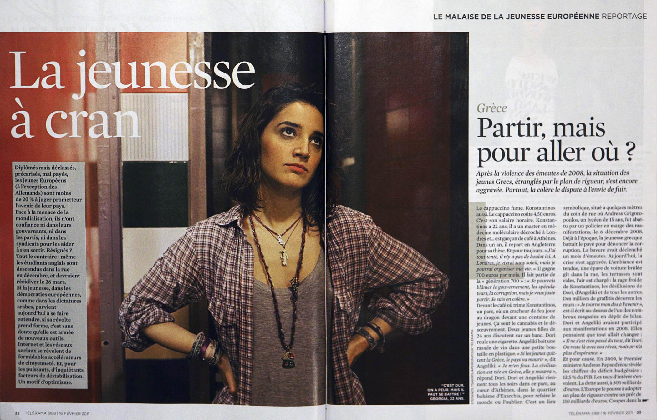 Telerama Magazine
