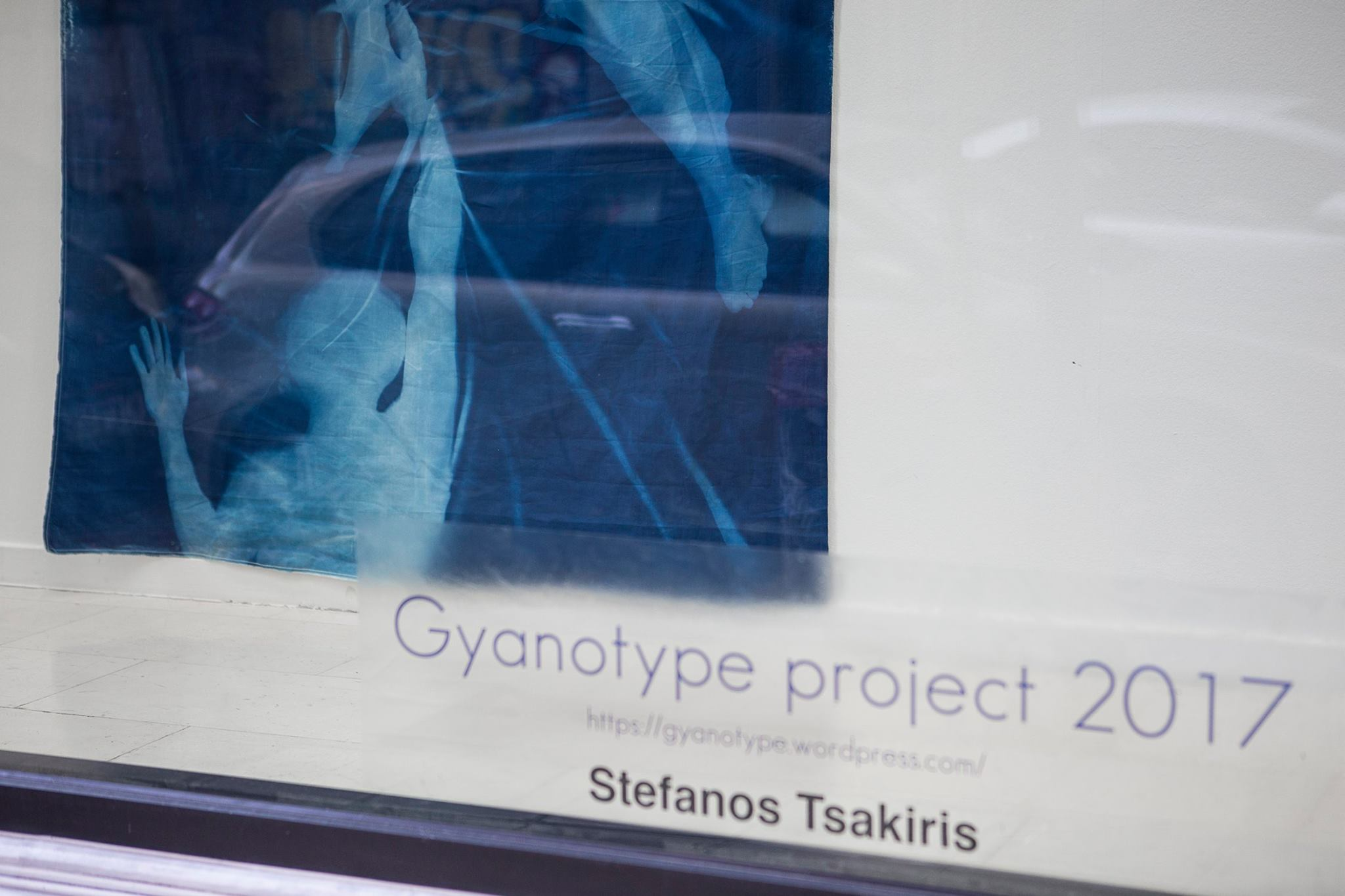Gyanotype